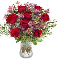 4435 - 8 Red Roses