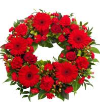 5716 - Red Wreath
