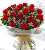 2766 - 18 Red Roses