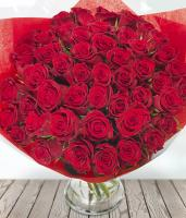 2761 - 50 Red Roses