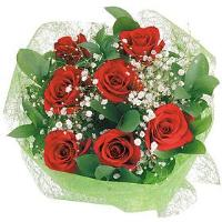 2519 - 7 Red Roses