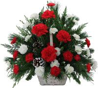 2794 - Christmas Basket