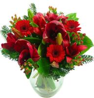 2571 - Christmas Bouquet