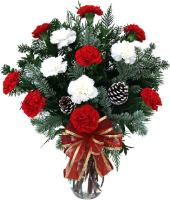 2682 - Christmas Flowers