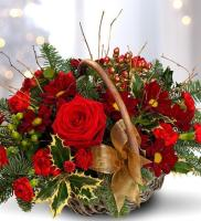 4710 - Holiday Basket